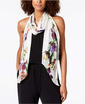 INC International Concepts I.n.c. Iris Bias Scarf, Created for Macy's