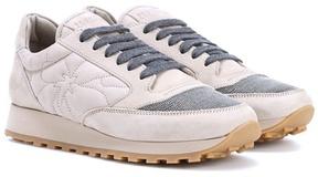 Brunello Cucinelli Suede sneakers