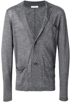 Paolo Pecora knitted blazer