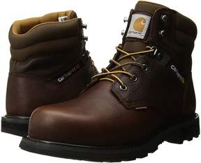 Carhartt 6 Value Waterproof Steel Toe Men's Work Boots