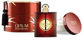 Yves Saint Laurent 'Opium' Eau De Parfum & Body Cream Set ($192 Value)