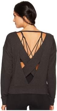 Alo Uplift Long Sleeve Top Women's Clothing