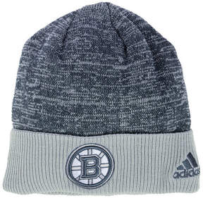 adidas Boston Bruins Two Tone Knit Hat