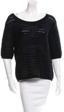 Demy Lee Short Sleeve Kyla Sweater w/ Tags
