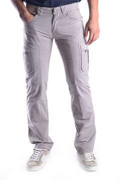 Ermanno Scervino Men's Grey Cotton Pants.