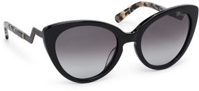 Henri Bendel Tabatha Cat Eye Sunglasses