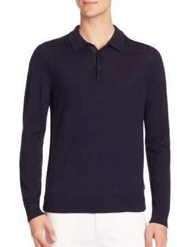 Michael Kors Merino Wool Polo