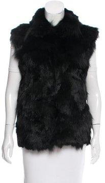 Adrienne Landau Fur Vest