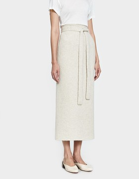 LAUREN MANOOGIAN Blanket Skirt