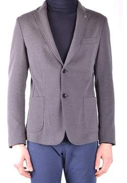 Massimo Rebecchi Men's Grey Cotton Blazer.