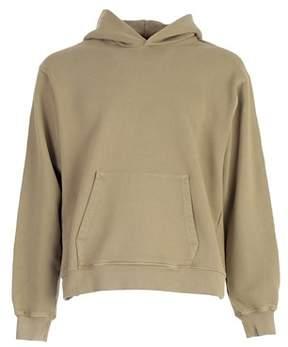 Yeezy Men's Beige Cotton Sweatshirt.
