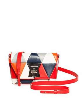 Akris Anouk Little Day Triangle Shoulder Bag