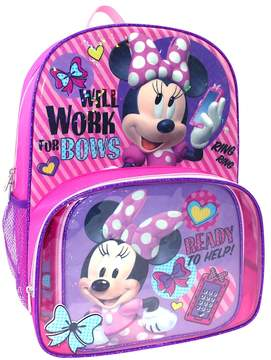 Disney Disney's Minnie Mouse Backpack & Lunch Tote Set
