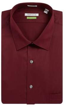 Van Heusen Big Fit Cotton Dress Shirt