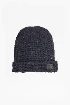 French Connection Catcher Knit Beanie Hat