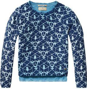 Scotch & Soda Structured Sweater