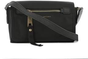 Marc Jacobs Black Fabric Shoulder Bag - BLACK - STYLE