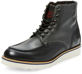 Original Penguin Men's Nigel Moc-Toe Boot
