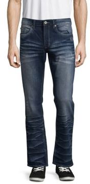 Buffalo David Bitton Stylish Straight-Fit Jeans