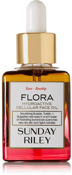 Sunday Riley Flora Hydroactive Cellular Face Oil, 30ml - Colorless