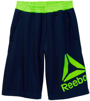 Reebok Delta Logo Short (Big Boys)