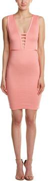 Wow Couture Cutout Sheath Dress