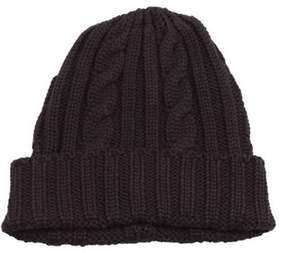 Muk Luks Men's Knit Cable Cuff Hat.