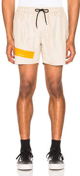 Raf Simons Taped Short Shorts