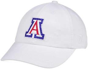 Top of the World Women's Arizona Wildcats White Glimmer Cap