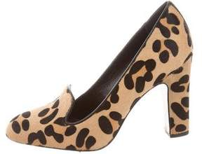 Via Spiga Lorena Ponyhair Pumps