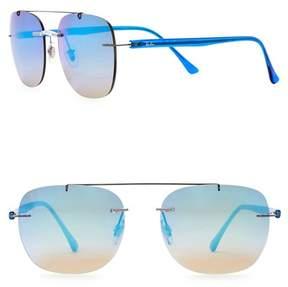 Ray-Ban 55mm Square Tech Sunglasses