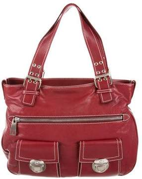 Marc Jacobs Leather Blake Tote