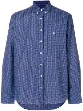 Etro patterned style shirt