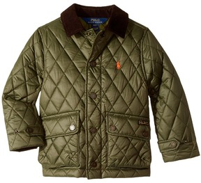 Polo Ralph Lauren Kids - Quilted Barn Jacket Boy's Coat