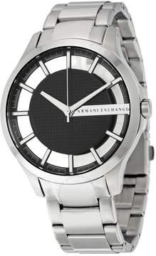 Armani Exchange Smart Men's Stainless Steel Watch