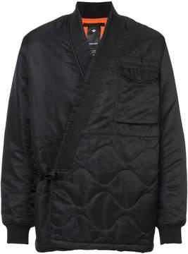 MHI padded kimono jacket