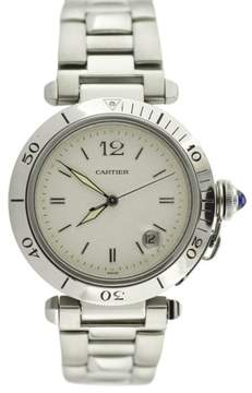Cartier Pasha Seatimer Automatic Mens Watch 38mm