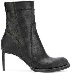 Haider Ackermann heeled ankle boots
