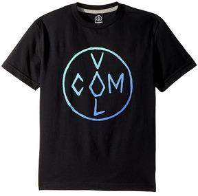 Volcom Cross Short Sleeve Tee Boy's T Shirt