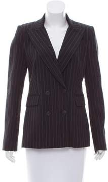 Camilla And Marc Double-Breasted Pinstripe Blazer w/ Tags