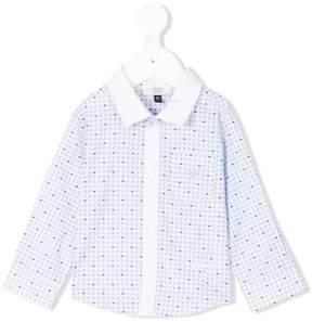 Emporio Armani Kids printed shirt