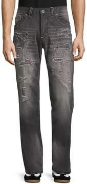 Affliction Men's Blake Distressed Jeans