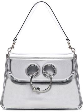 J.W. Anderson Medium Pierce Metallic Bag