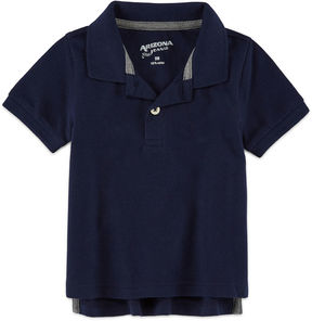 Arizona 100 Short Sleeve Polo Shirt - Baby Boys