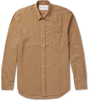 Our Legacy Nep Silk Shirt