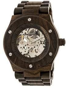 Earth Grand Mesa Dark Brown Watch.