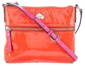 Kate Spade Flicker Tenley Crossbody Bag - ORANGE - STYLE