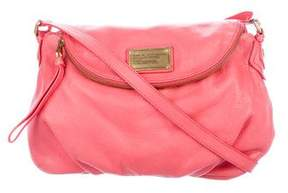 Marc by Marc Jacobs Grained Leather Flap Crossbody Bag