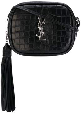 Saint Laurent 'Toy Camera' crossbody bag - BLACK - STYLE