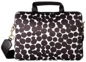 Marc Jacobs Neoprene Graphic Painted Dots Tech 13 Commuter Case Cell Phone Case